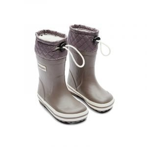 Bundgaard škornji Wellington | Jesensko-zimski | Sailor Warm | Siva