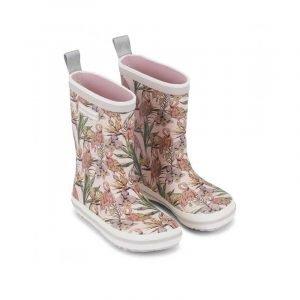 Bundgaard škornji Wellington   Pomladno-poletni   Classic   Rožnati flamingo