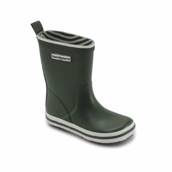 Bundgaard škornji Wellington   Pomladno-poletni   Classic   Vojaško zelena