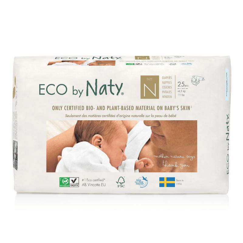vitababy eco by naty plenice 0 N newborn 25 plenick