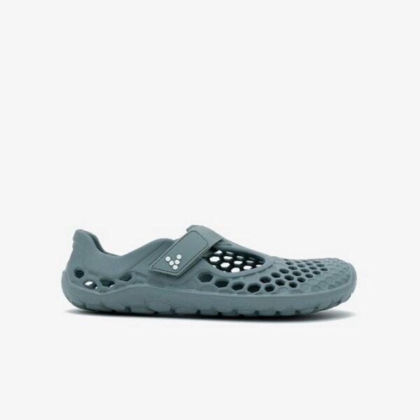 Vivobarefoot Otroški sandali Ultra bloom   Morsko zelena