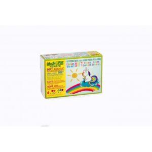 Oekonorm Nawaro Naravni mehki plastelin   6 barv Unicorn