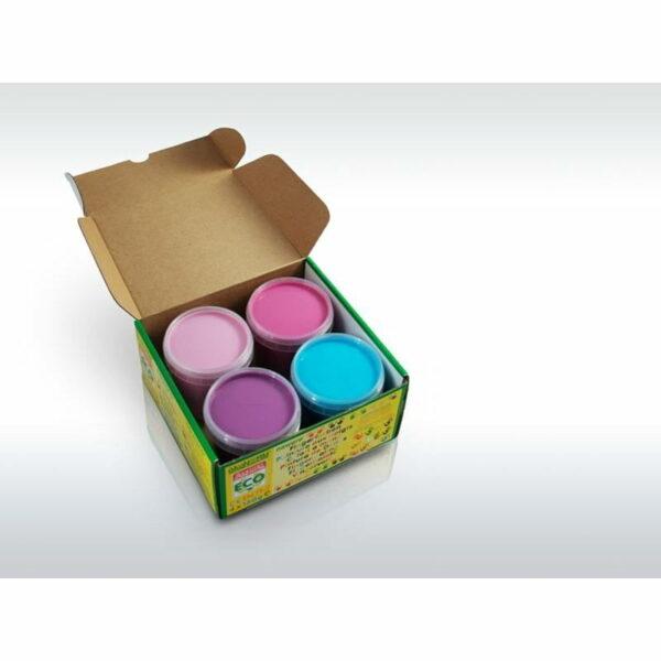 Oekonorm Nawaro Naravne prstne barve | 4 barve Princess