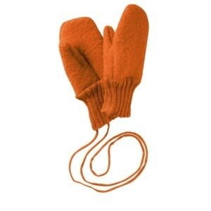 Disana Rokavice iz ekološke kuhane merino volne | Več barv