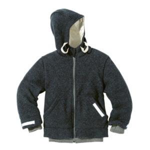Disana Zimska volnena jakna z zadrgo   Outdoor   Več barv