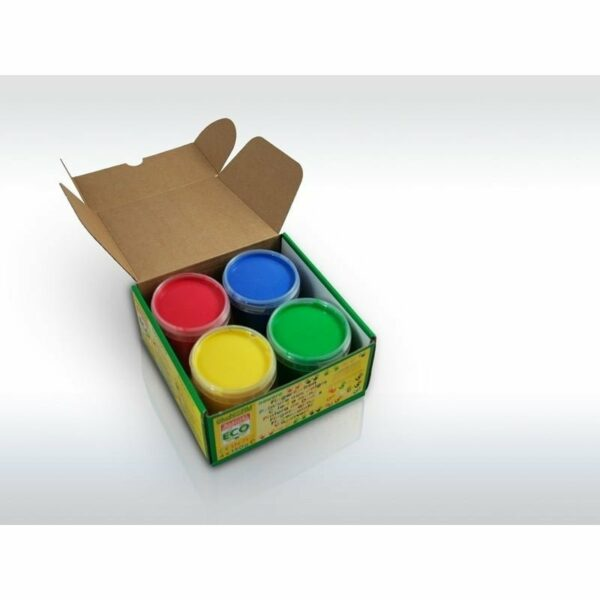 Oekonorm Nawaro Naravne prstne barve   4 barve Classic