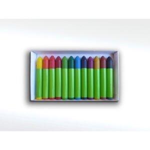 Oekonorm Nawaro Naravne voščenke   Classic   12 barv