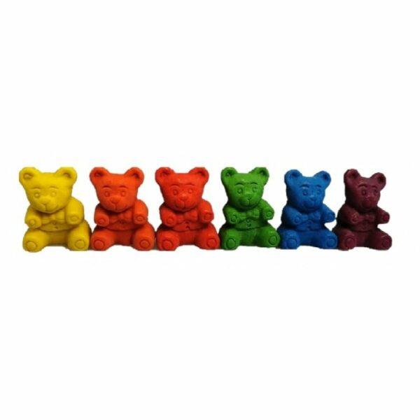 Oekonorm Nawaro Voščenka   Figurica medvedek   6 kosov