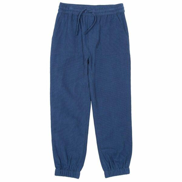 Kite Udobne hlače z vrvico | Mornarsko modra
