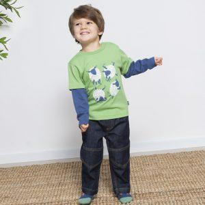 Kite Majica z dolgimi rokavi   Ovčke