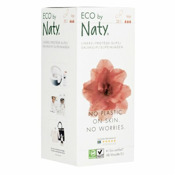 ECO by Naty Dnevni higienski vložki | ščitniki perila | Large