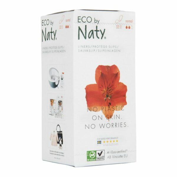 ECO by Naty Dnevni higienski vložki | ščitniki perila | Normal