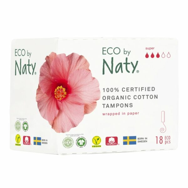 ECO by Naty Tamponi   Super