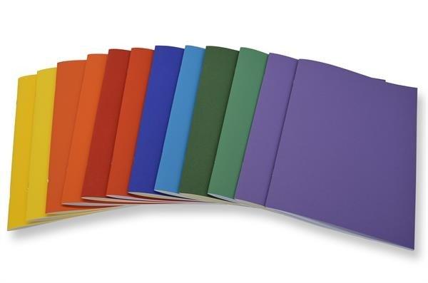 Epohni zvezek   Brezčrtni   32 strani   Več barv