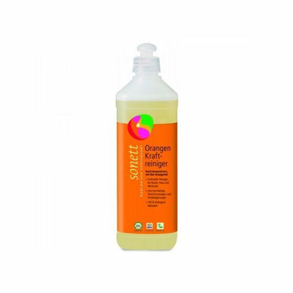Sonett Čistilo/topilo za maščobe | Pomaranča