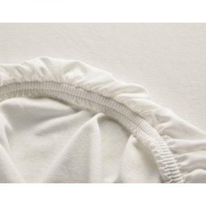 Cotonea Rjuha iz jersey ekološkega bombaža | Natur | 60 x 120 – 70 x 140 cm