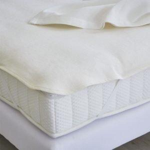 Cotonea Vpojen zaščitni nadvložek iz moltona z elastiko | Več velikosti