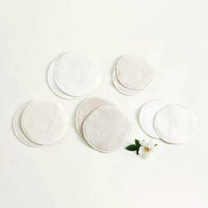 Disana Pralne blazinice za dojenje | Svila-volna/svila