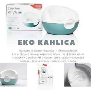 ECO by Naty Kahlica iz bio obnovljivih materialov