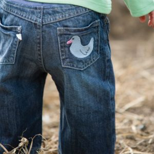 Frugi Jeans hlače | Račka