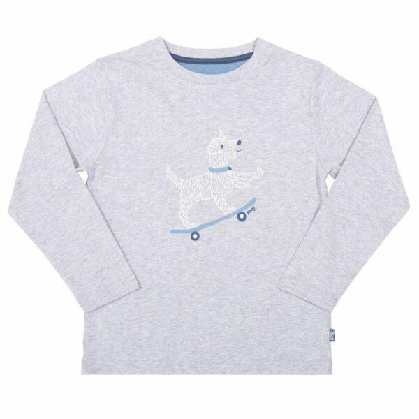 Kite Majica z dolgimi rokavi | Pes na rolki