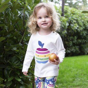 Kite Majica z dolgimi rokavi | Veselo jabolko