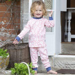 Kite Pižama | Cvetlični listi