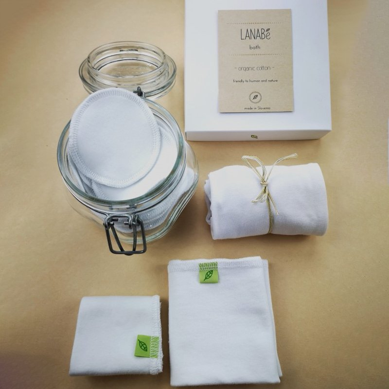 vitababy lanabe comfy maxi komplet za nego obraza bela