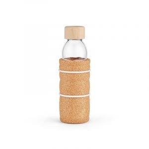 Nature's Design Steklenica Arve | Z belo rožo življenja | Več velikosti