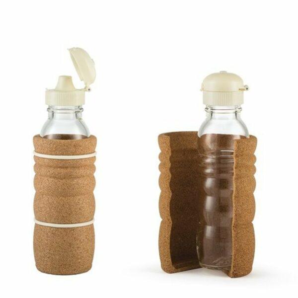 Nature's Design Steklenica Thank you | Za tople napitke | Z belo rožo življenja | 0.3 l