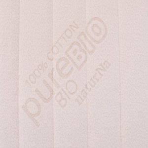 NaturNa Otroško ležišče | BIAL M | 70 x 140 cm | EKO lateks + EKO bombaž