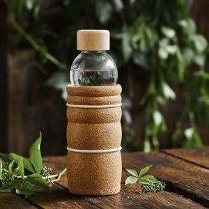 Nature's Design Lesen pokrovček | Za steklenice Arve, Thank you in Lagoena Kids