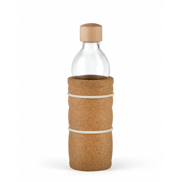 Nature's Design Steklenica Lagoena | Z belo rožo življenja | Več velikosti