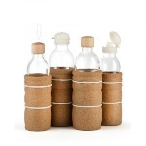 Nature's Design Lesen pokrovček za steklenico Lagoena   0.5 l in 0.7 l