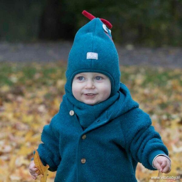 Pickapooh Zimska volnena flisasta kapa | Max | Več barv