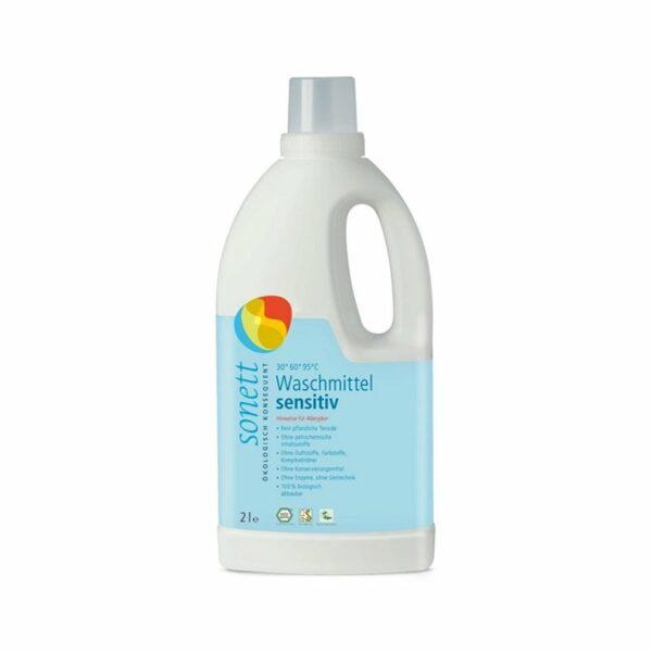 Sonett Ekološko tekoče pralno sredstvo   Sensitive