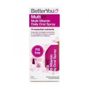 BetterYou MultiVit | Ustno pršilo