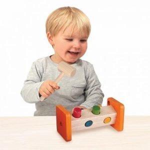 Wonderworld Lesena igrača | Udari s kladivom