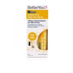 BetterYou Vitamin B12   Ustno pršilo