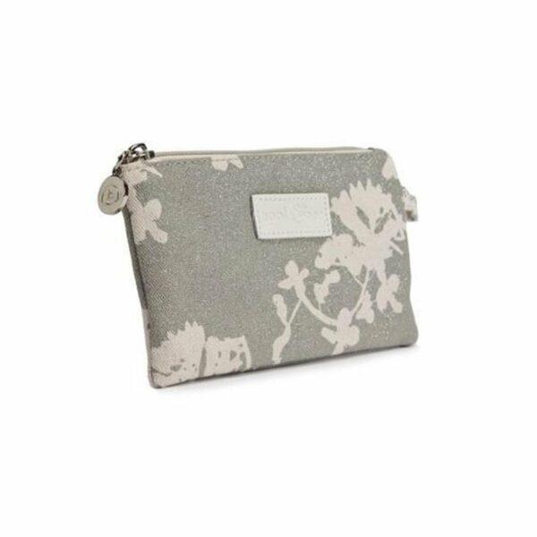 Apple&Bee Mini kozmetična torbica | Japan Silver