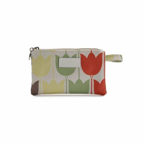 Apple&Bee Mini kozmetična torbica   Tulips Multicolor