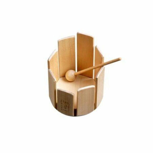 Auris okrogli ksilofon brez odprtine