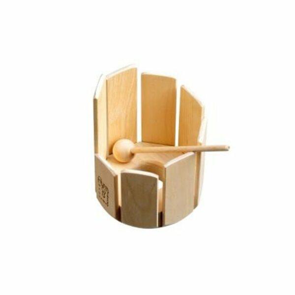 Auris okrogli ksilofon z odprtino