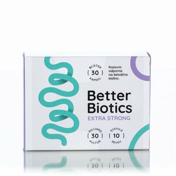 Better Biotics Extra Strong   Kapsule