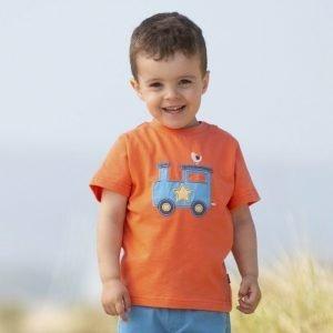 Kite Majica s kratkimi rokavi   Vlak na plaži