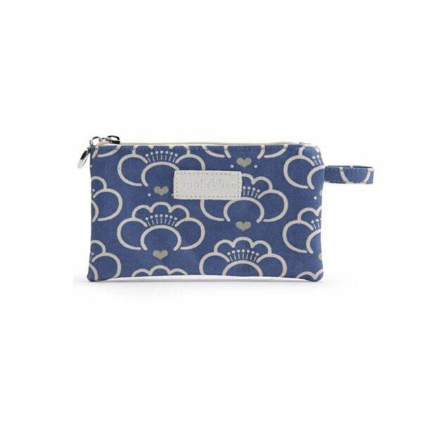 Apple&Bee Mini kozmetična torbica | Lotus Blue