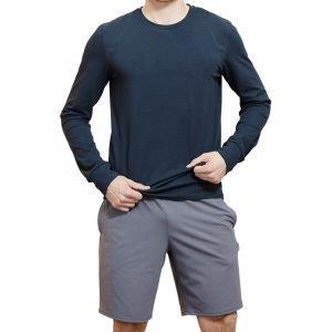 Terrasleep Majica z dolgimi rokavi Anej   Moška   Več barv